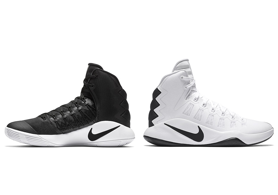 3dbb699163cf Nike Hyperdunk 2016 Yin Yang Collection