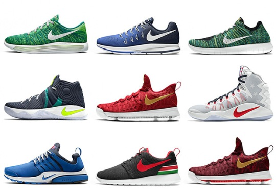 "Nike KD 9, Kyrie 2, And More Featured In ""Unlimited Pride"" iD Collection"