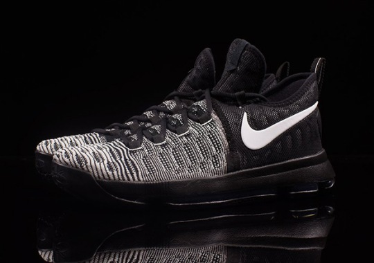 Kevin Durant's Next KD 9 Shoe Is Inspired By His Home Studio