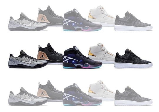 Kobe Bryant Joins Michael Jordan In This Year's Quai 54 Collection