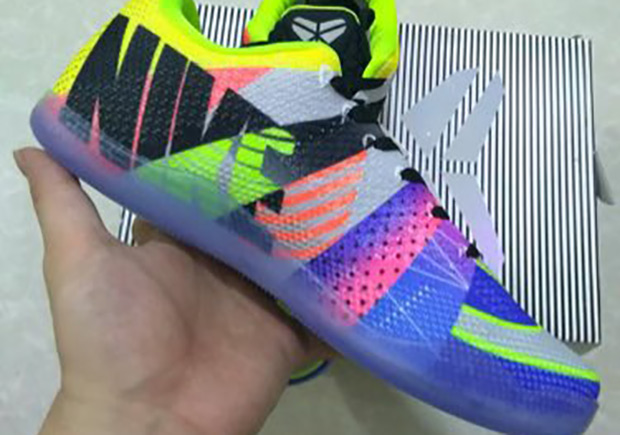 save off 96177 ea1c7 Mambacurial Returns On The Nike Kobe 11
