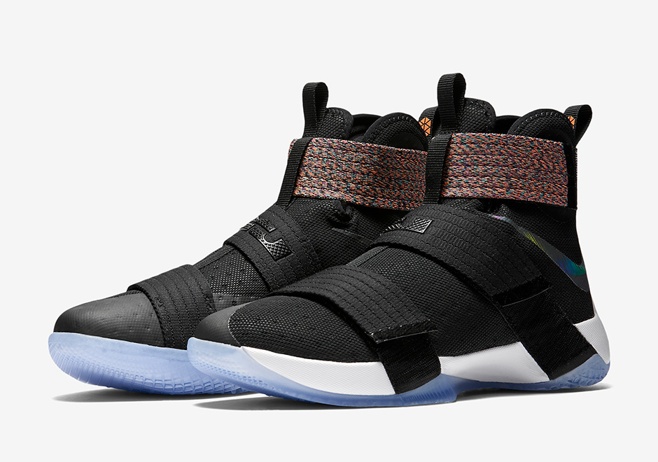 7eff847c3d58f Nike LeBron Soldier 10 Multi-Color Release Date
