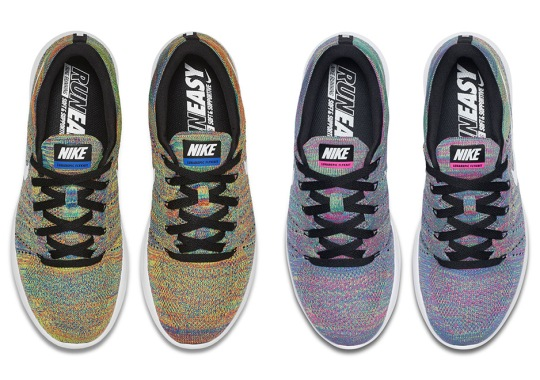 More MultI-color Is Coming To The Nike LunarEpic Flyknit Low