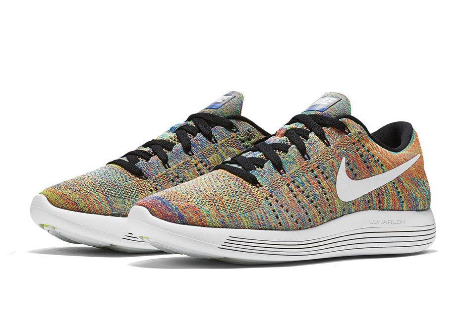 Nike LunarEpic Flyknit Low Multi-Color Options  387a755c8