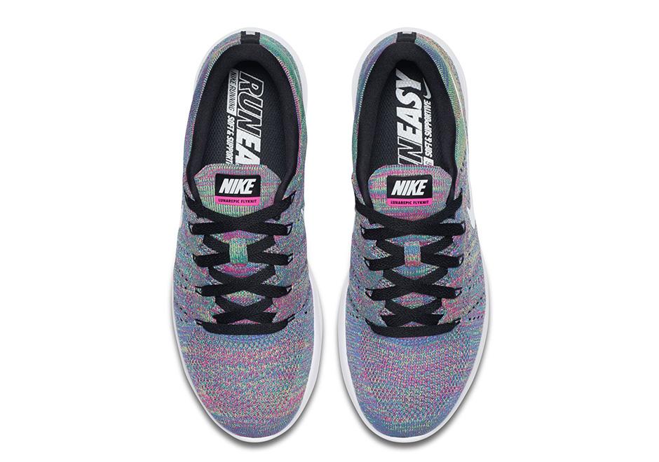 35ef1380116 Nike LunarEpic Flyknit Low Multi-Color Options