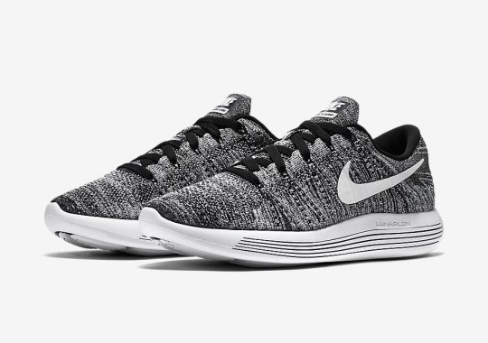 """The Nike LunarEpic Low Flyknit Joins the """"Oreo"""" Family"""