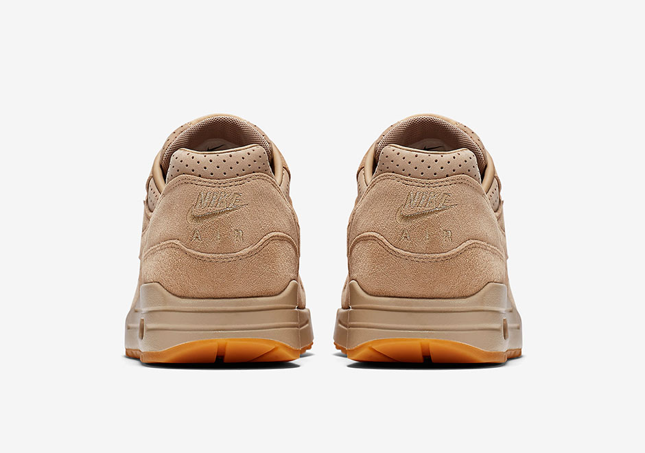 05a8e4e97c NikeLab WMNS Air Max 1 Pinnacle. Color: Linen/Linen-Gum Light Brown Style  Code: 839608-200. Advertisement