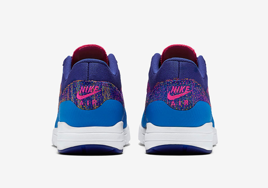 0806fb4509 NIke Air Max 1 Ultra Flyknit WMNS 843387-400 | SneakerNews.com