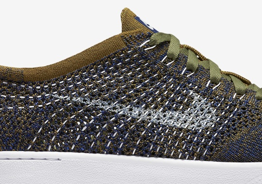 Is This The Most Outdoorsy Nike Flyknit Color Ever?