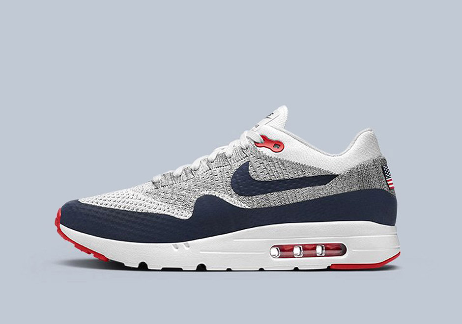 buy online 96032 03e6d The Air Max 1 Flyknit Is Hitting NIKEiD Soon - SneakerNews.com