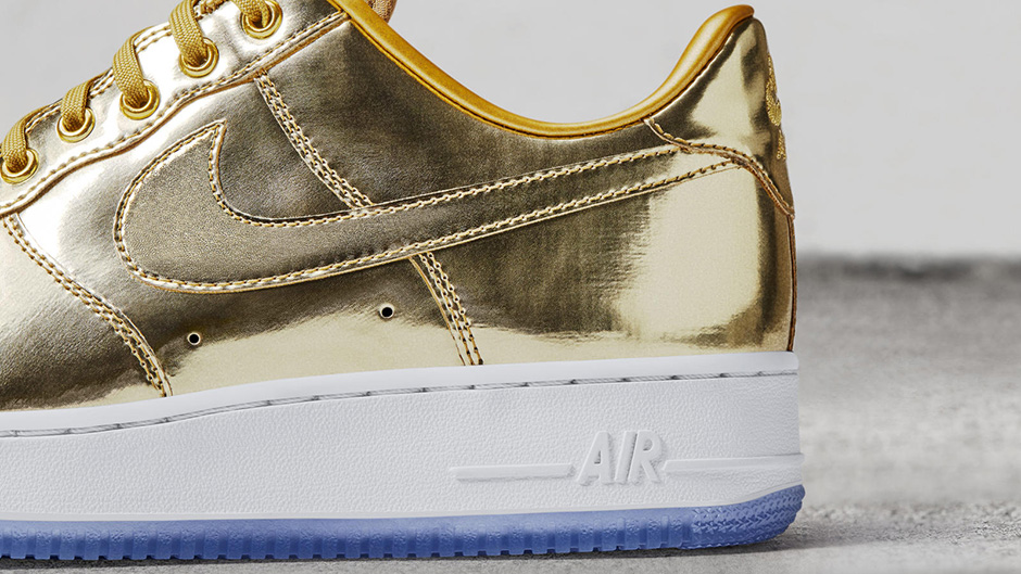 ... as will silver and bronze options. Check out a detailed preview below  and stay tuned for more updates right here on Sneaker News. 5be5c34bc