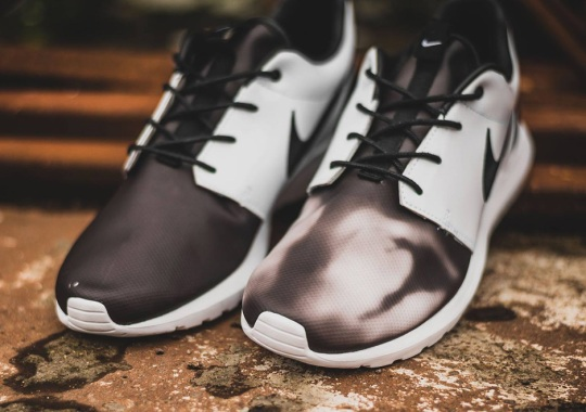 This Nike Roshe By Pedro Laurenco Is Heat-Sensitive