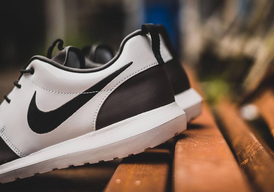 Pedro Lourenco x NikeLab Roshe NM. Color: Black/Black-White Style Code:  866983-001. Release Date: 7/28/2016