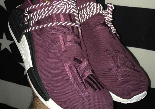 Pharrell Williams x adidas NMD 'Human Race' Two New Colorways