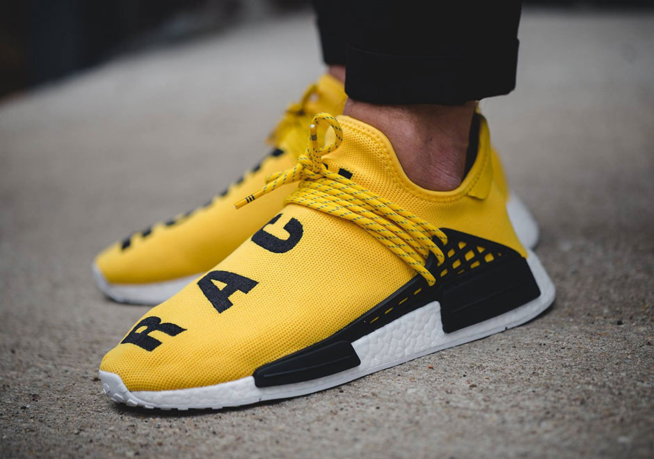 sports shoes 0a914 b96be Pharrell adidas NMD Human Race Release Info | SneakerNews.com