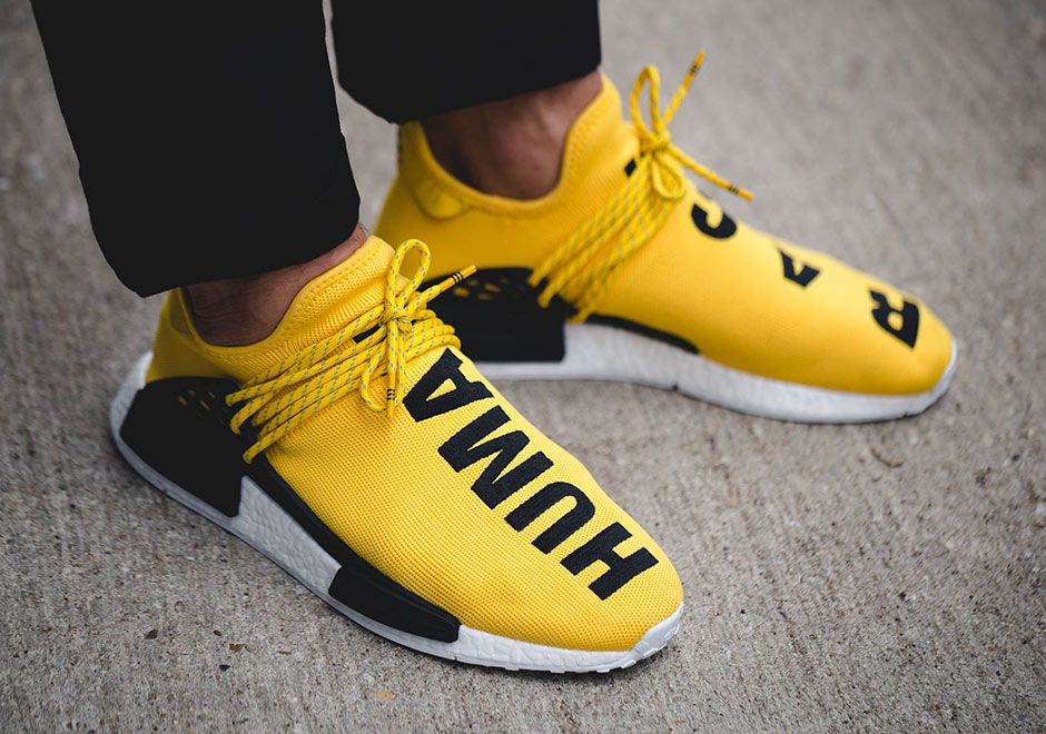 sports shoes 99bd9 814eb Pharrell adidas NMD Human Race Release Info | SneakerNews.com