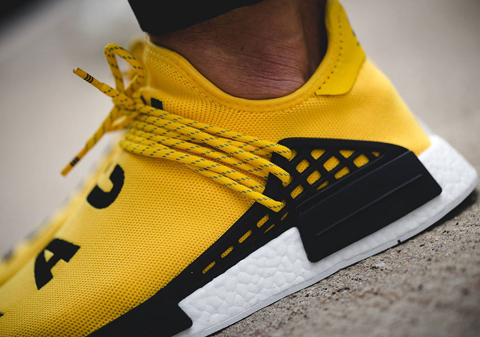 sports shoes 99bd9 814eb Pharrell adidas NMD Human Race Release Info | SneakerNews.com