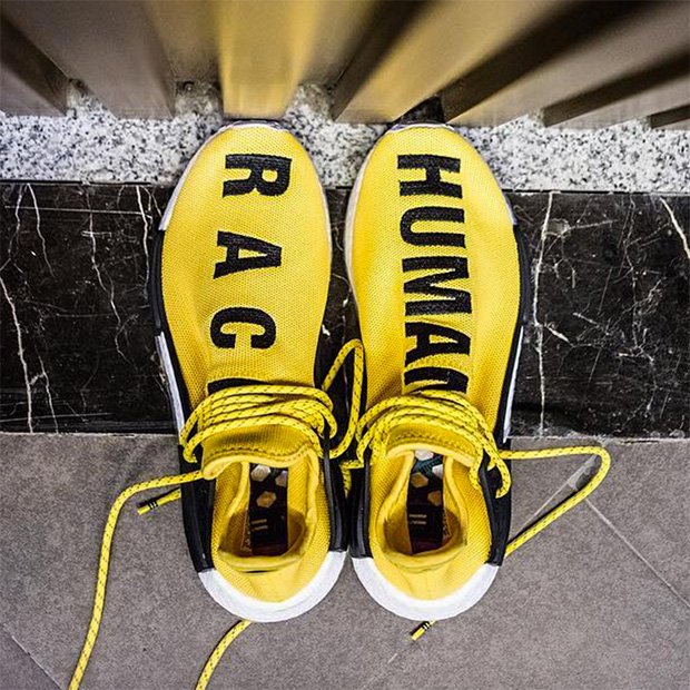 super popular efa2a aec9b Pharrell adidas NMD Human Race Release Date | SneakerNews.com