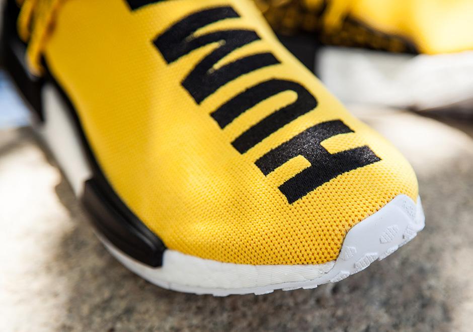Adidas Pharrell Raza Humana Amarilla Nmd y5hIRCVjj