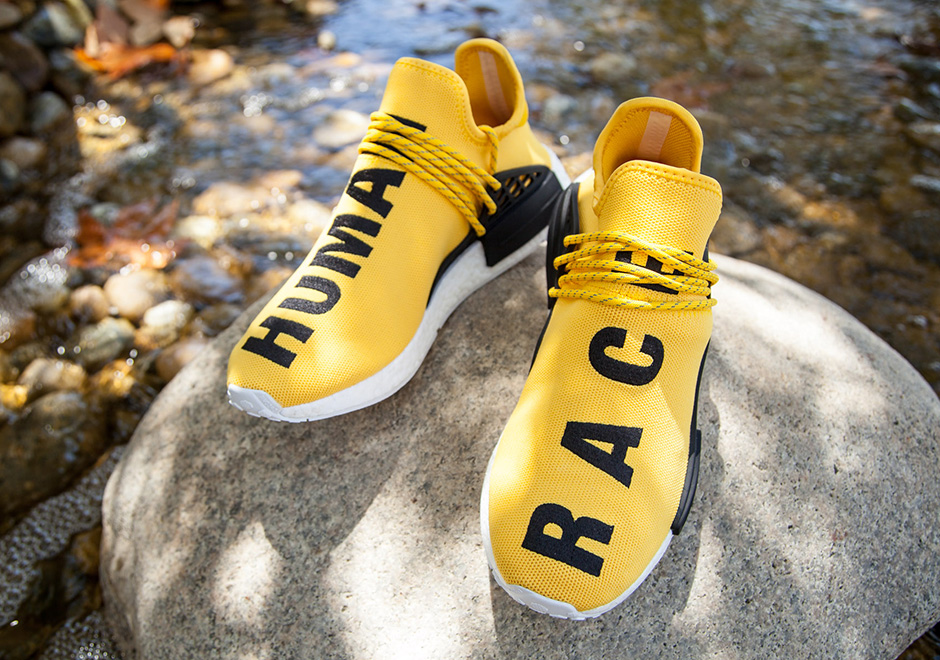Adidas NMD Pharrell Williams Hu Human Race Realease: July