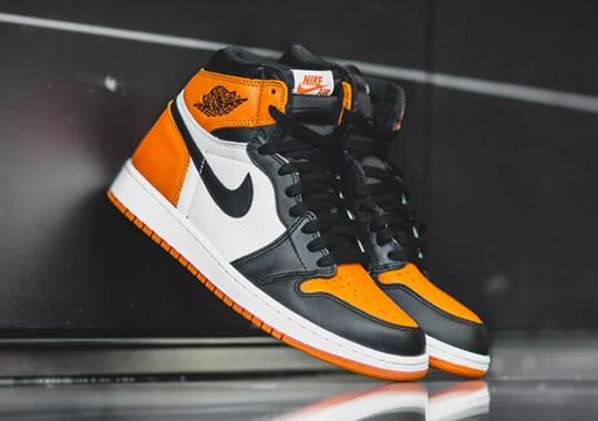 "Air Jordan 1 ""Shattered Backboard"" Restock For afew's New Shoe Raffle Procedure"