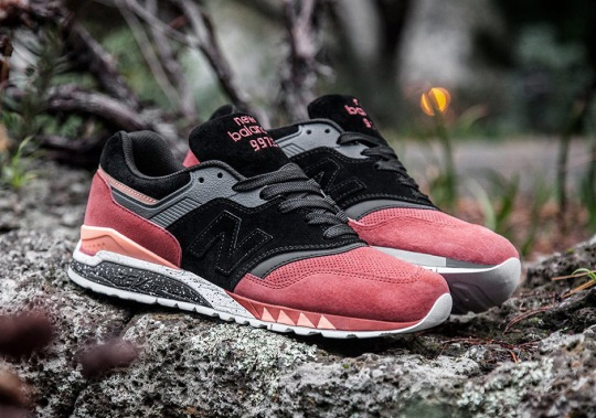 Sneaker Freaker Honors The Extinct Tassie Tiger With Upcoming New Balance 997.5 Collaboration