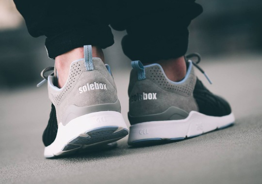 """Solebox And ASICS Team Up For """"Carpenter Bee II"""""""