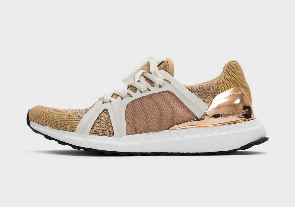 Adidas By Stella Mccartney Shoes Gold