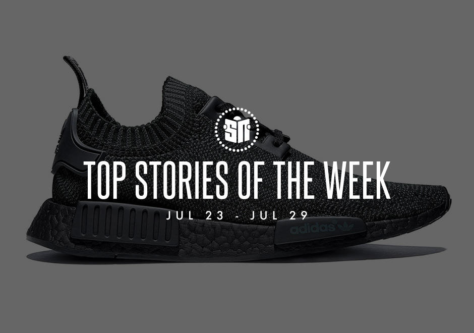 Top Stories of the Week: 7/23-7/29