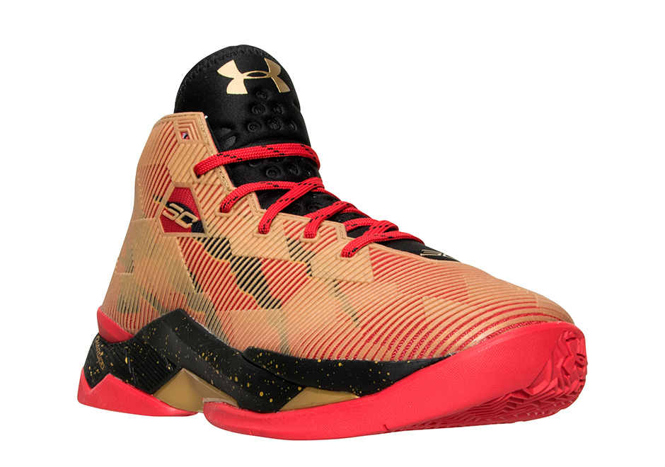 under armour curry 2.5 2016 kids
