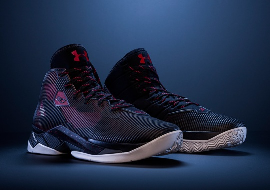 Under Armour Just Dropped Three New Curry 2.5 Colorways