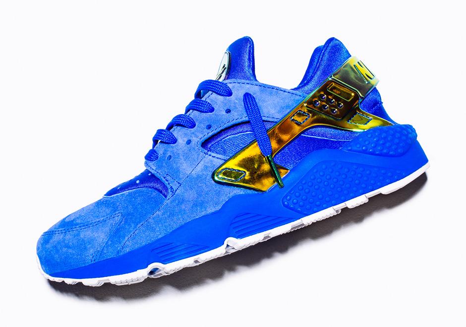 Undefeated x Nike Air Huarache \