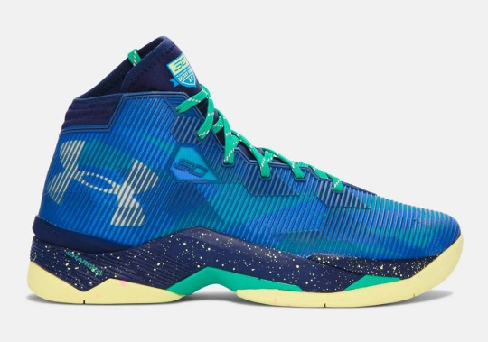 Under Armour To Release Special Edition Curry Shoes For Steph's Basketball Camp