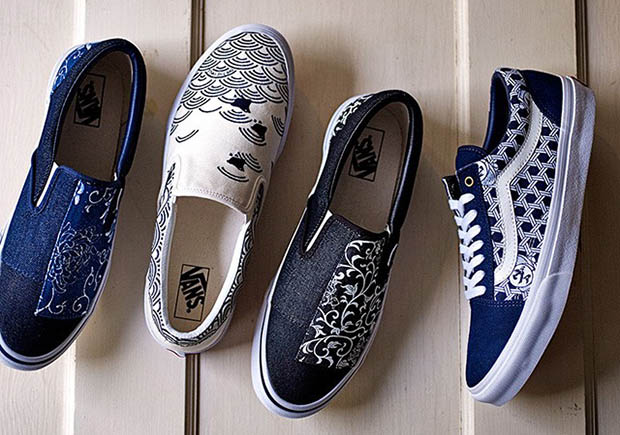 vans japanese collab