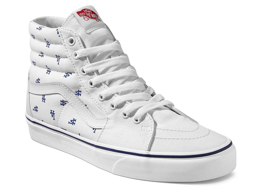 3193d45074 Vans MLB Baseball Pack Authentic and Sk8-Hi