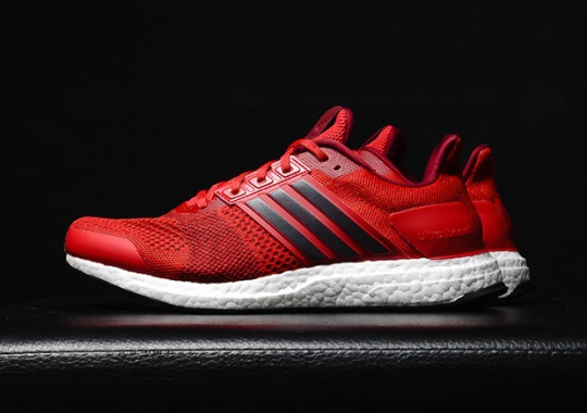 "adidas Ultra Boost ST ""Ray Red"""