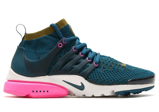 Get Ready For Fall Colors With The Nike Presto Flyknit