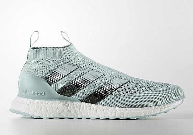 adidas ace 16 ultra boost mint green. Black Bedroom Furniture Sets. Home Design Ideas