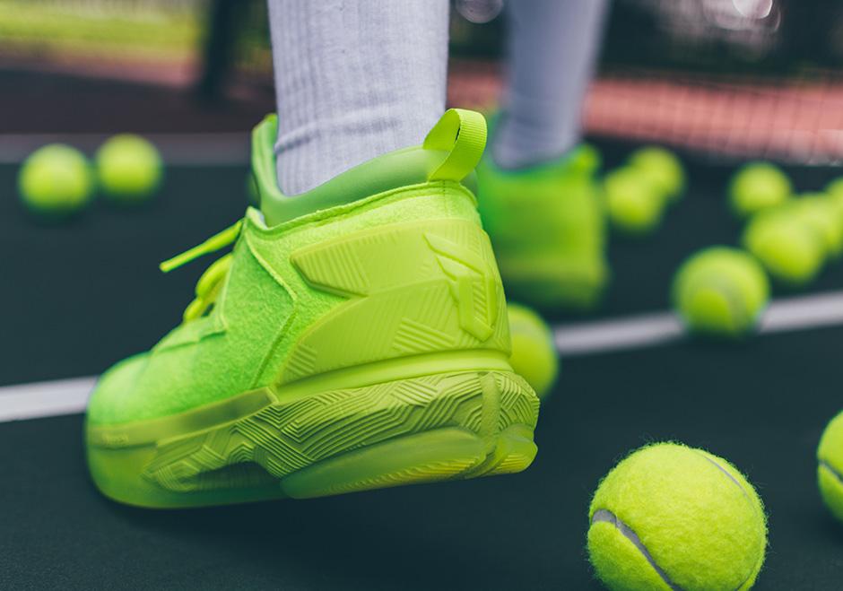"sale retailer bc28c c59bf adidas D Lillard 2 ""Tennis Ball"". Release Date  August 30, 2016. Price    105. Advertisement"