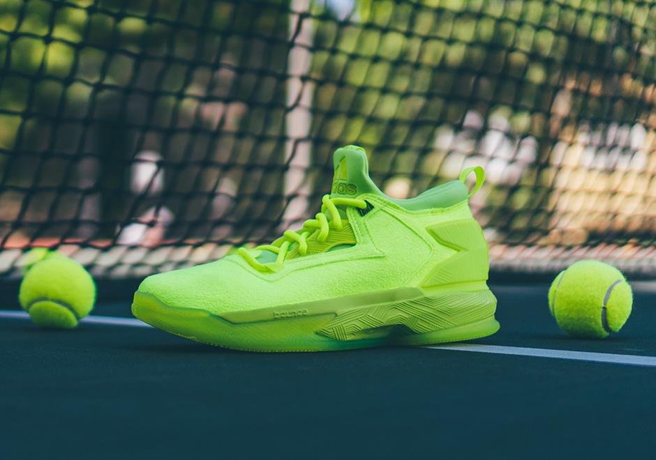 adidas D Lillard 2 Tennis Ball Release
