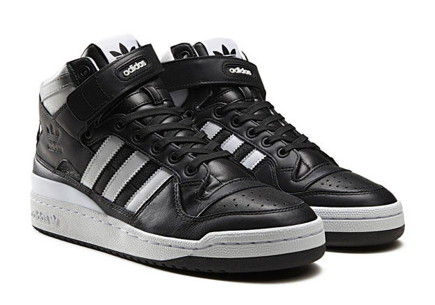 adidas forum mid refined sneakernews com