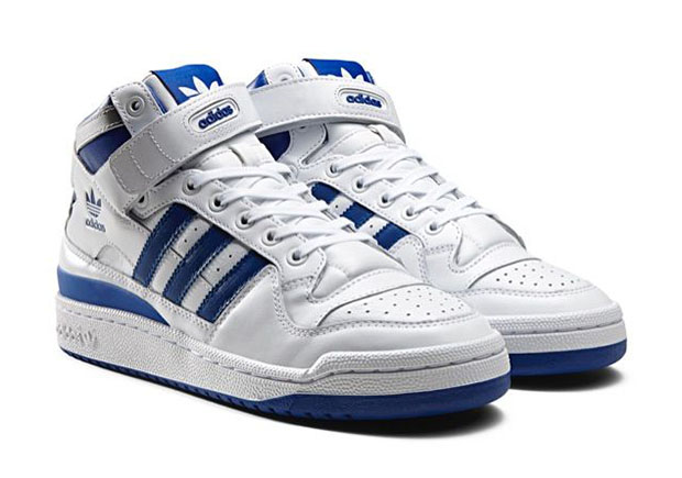 low priced a4a52 a5241 ... coupon for forum mid adidas shoes refined men white originals mens blue  size basketball sne 364e3 ...