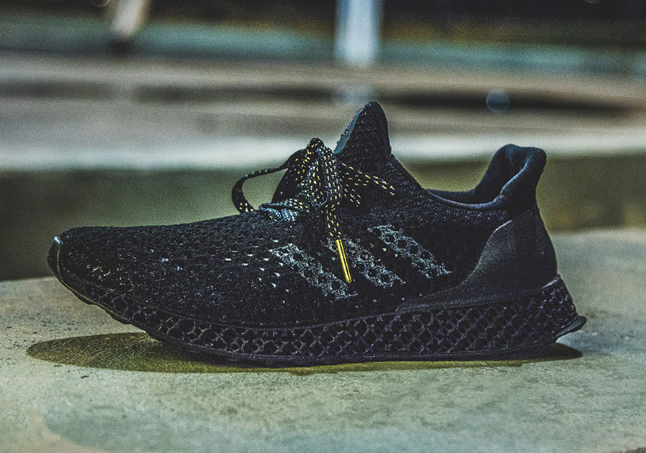 da8108af7dd4c adidas To Give Its Best Olympians The 3-D Printed Futurecraft Shoes