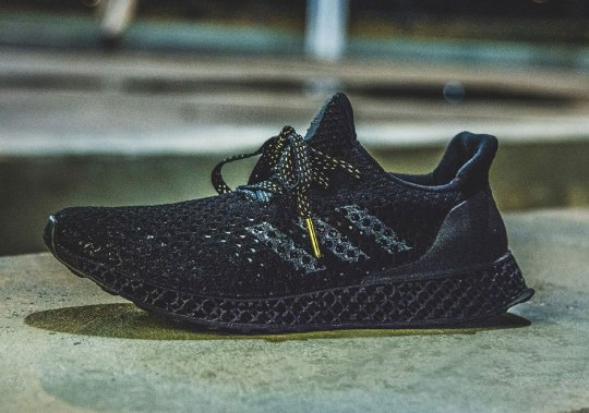 adidas To Give Its Best Olympians The 3-D Printed Futurecraft Shoes