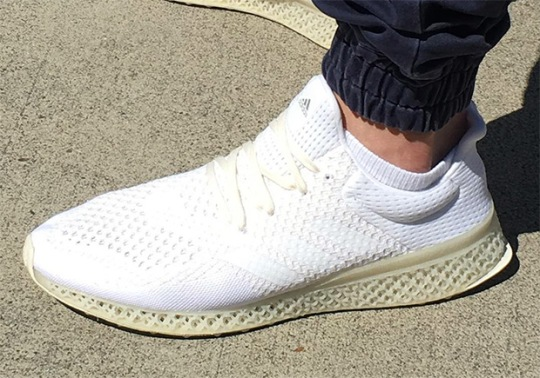 An On-Foot Look At The adidas Futurecraft