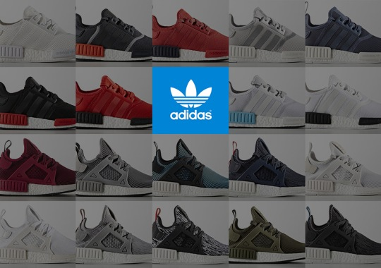 Here Are All 19 adidas NMDs Releasing On August 18th