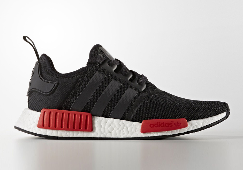 adidas NMD R1 Bred Pack Release Details