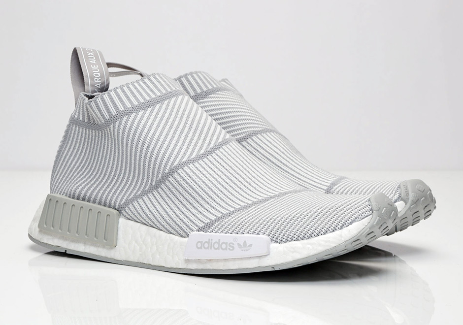 adidas NMD City Sock Light Grey S32191  e90163c1c
