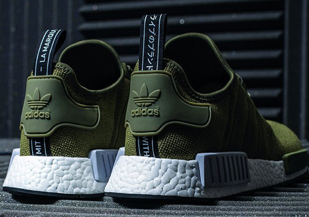 "adidas NMD ""Olive"" Releasing Exclusively In Europe 4237e5d72"