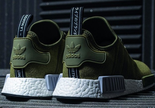 "adidas NMD ""Olive"" Releasing Exclusively In Europe"